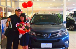 Happy City Toyota Customers 2