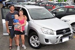 Happy City Toyota Customers 3