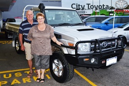 Happy City Toyota Customers 4